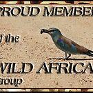 Wild Africa Group banner Challenge by Sassie Otto