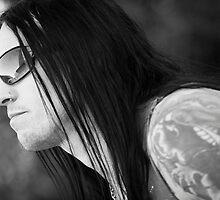 Jocke - Hardcore Superstar by Musicphoto-it