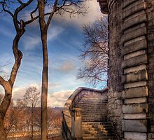 Up The Tower Stair by Dave Bledsoe
