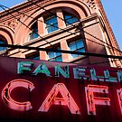 Fanelli Cafe by Dave Bledsoe