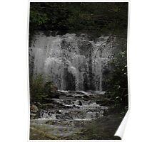 meigs waterfall 2 Poster