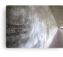 Underpass - Greenwich Metal Print