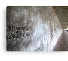 Underpass - Greenwich Canvas Print