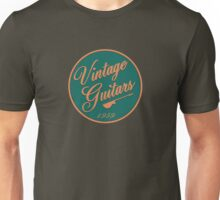 vintage guitars 1959 Unisex T-Shirt