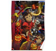 Circus Toys Poster