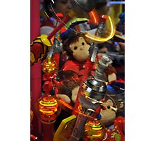 Circus Toys Photographic Print