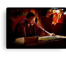 Scriptures Canvas Print