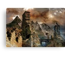 A History of Old Magic. Canvas Print