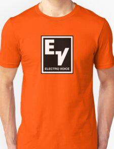 Electro Voice Unisex T-Shirt