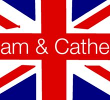 Royal Wedding II Sticker