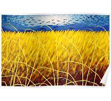 Homage To Vincent Van Gogh Poster