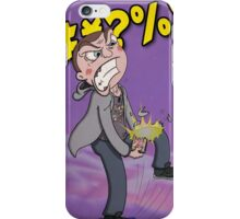 Square Eyed Jak - Game Break iPhone Case/Skin