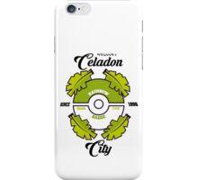 Pokemon Celadon City iPhone Case/Skin