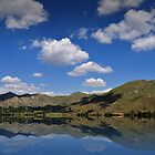 Clouds Shadows & Reflections by Cleber Design Photo