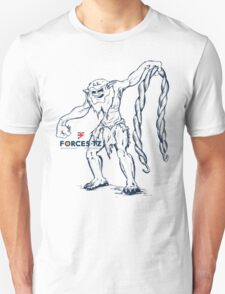 Forces Tz Twisty Troll Unisex T-Shirt