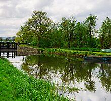 Fenniscourt Lock, Barrow Navigation, Bagenalstown, County Carlow by Andrew Jones