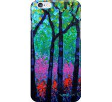 Spring Woodland iPhone Case/Skin