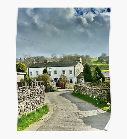 Country Lanes Poster