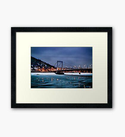 Elisabeth Bridge Framed Print