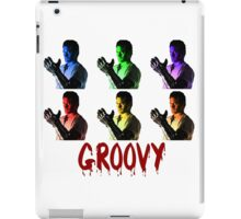 Army of Darkness - Groovy iPad Case/Skin