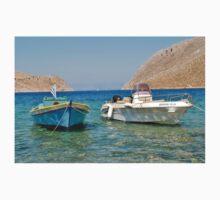 Pedi harbour boats, Symi Kids Clothes