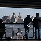 Springtime Mersey Cruise 2011 by Tony  Glover