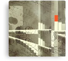 window 620 Metal Print