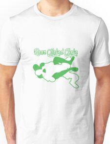 Rear Naked Choke Mixed Martial Arts Green  Unisex T-Shirt