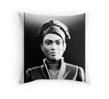 Martha Jones Throw Pillow