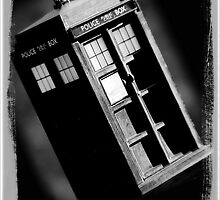 TARDIS by FlashGordon666