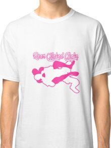 Rear Naked Choke Mixed Martial Arts Pink  Classic T-Shirt