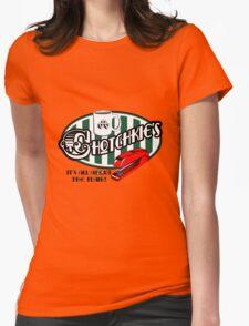 Chotchkies Womens Fitted T-Shirt