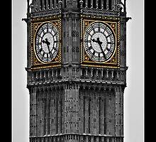 Big Ben by Scott Anderson