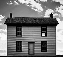 House on a Hill by Richard Ruddle