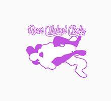 Rear Naked Choke Mixed Martial Arts Purple  Unisex T-Shirt