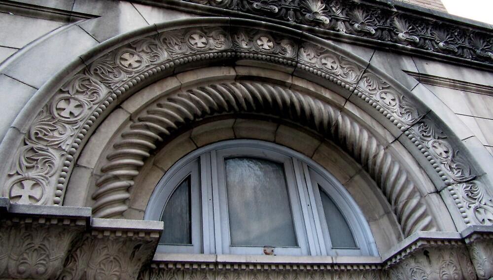 Window Architecture in San Antonio, TX by Debbie Robbins