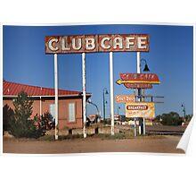 Route 66 - Santa Rosa, New Mexico Poster