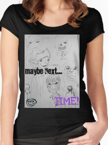 O.m 2011 Women's Fitted Scoop T-Shirt