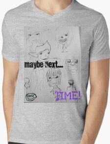 O.m 2011 Mens V-Neck T-Shirt