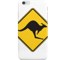 KANGAROOS 2 iPhone Case/Skin