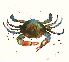 Cranky Crab by eastwitching