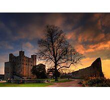 Castle Grounds Photographic Print