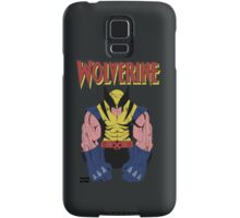 Wolverine X men Samsung Galaxy Case/Skin