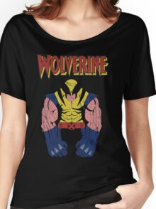 Wolverine X men Women's Relaxed Fit T-Shirt