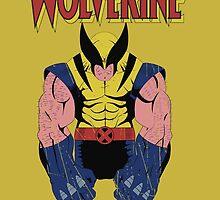 Wolverine X men by iiincomiing