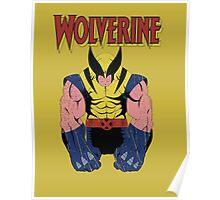 Wolverine X men Poster