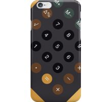 An homage to the Braun ET-66 iPhone Case/Skin