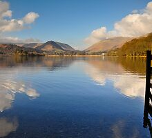 Grasmere Reflections by Jacqueline Wilkinson