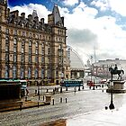 A Rainy View From St Georges Hall by AndrewBerry