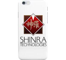 """GEEK - FINAL FANTASY """"Shinra""""  iPhone Case/Skin"""